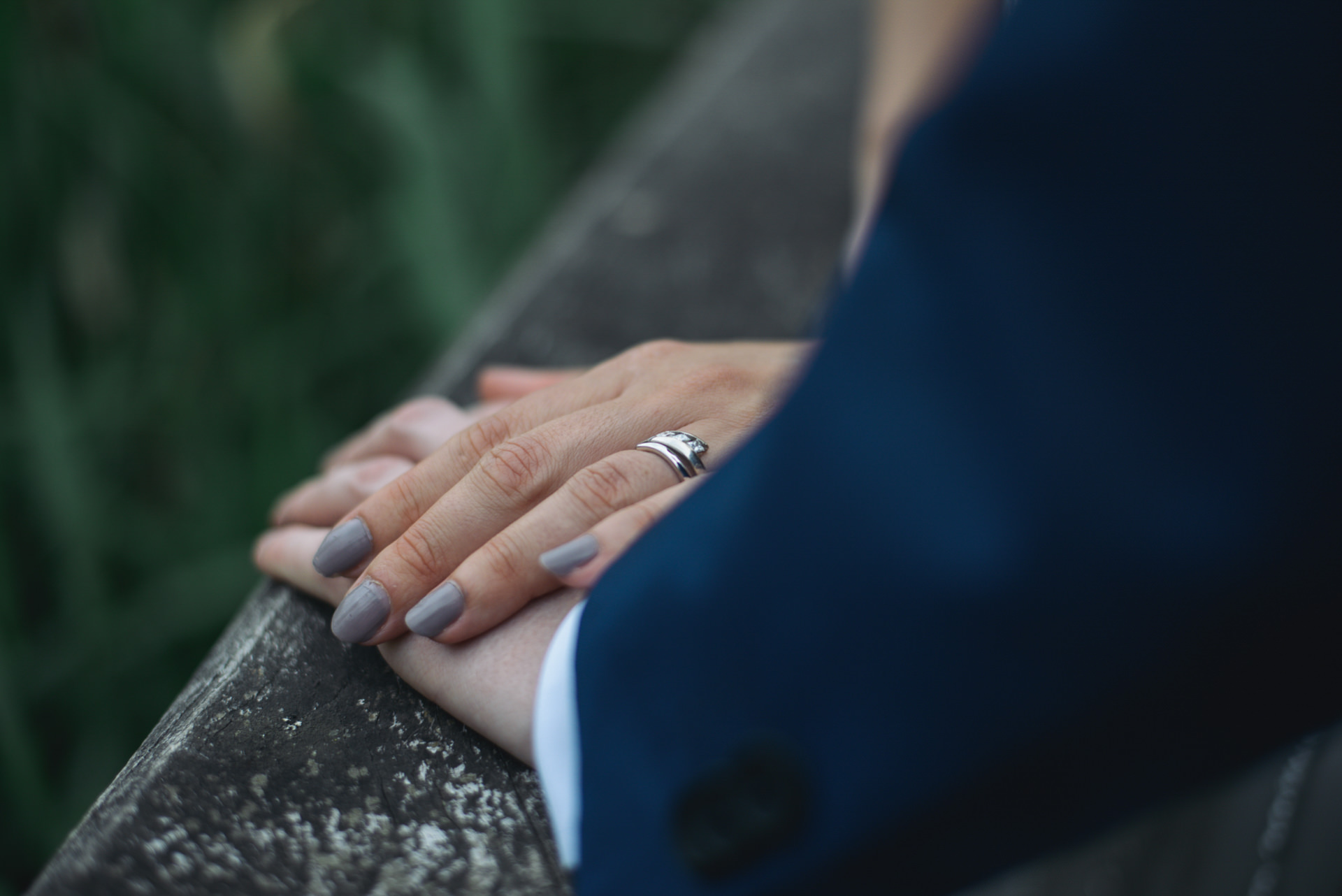 wedding ring london regents park photoshoot