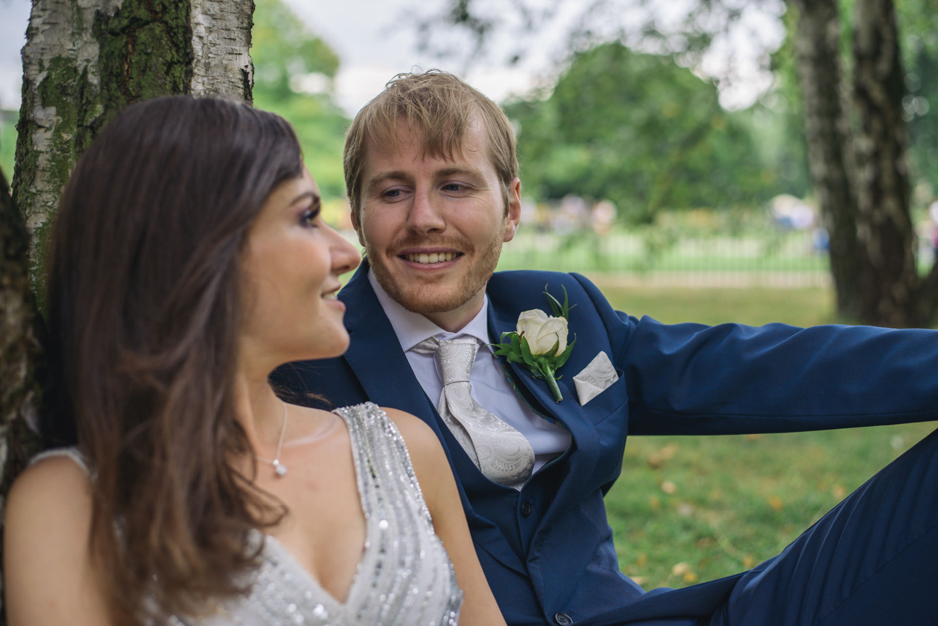 Regents park London wedding photoshoot