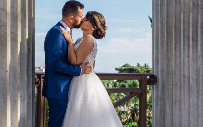 Wedding in Nice, France, Destination Wedding
