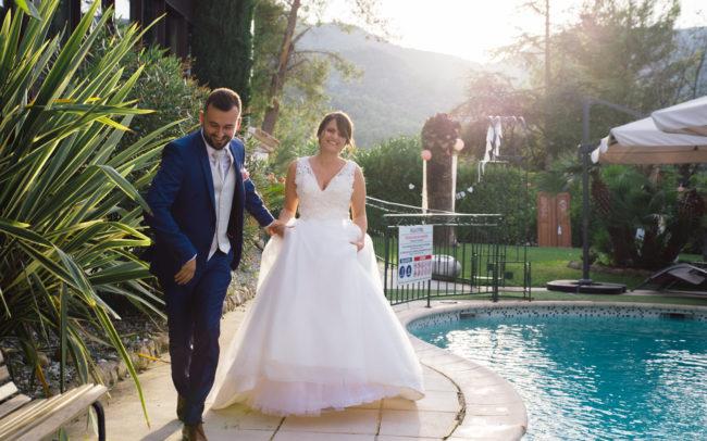 Wedding in Nice, France, Villa Cyriel