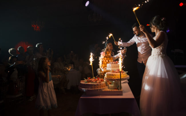wedding cake, Nice, France